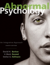 Abnormal Psychology: An Integrative Approach